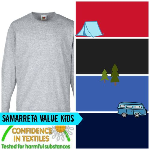 SAMARRETA VALUE M/LL KIDS
